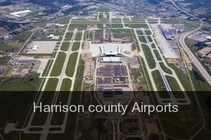 Harrison county Airports