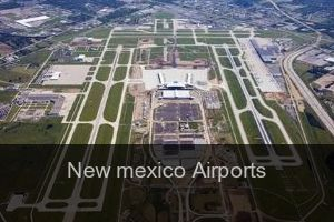 New mexico Airports